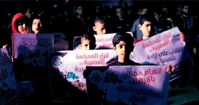 'Hamas hareketi terör örgütü değil'