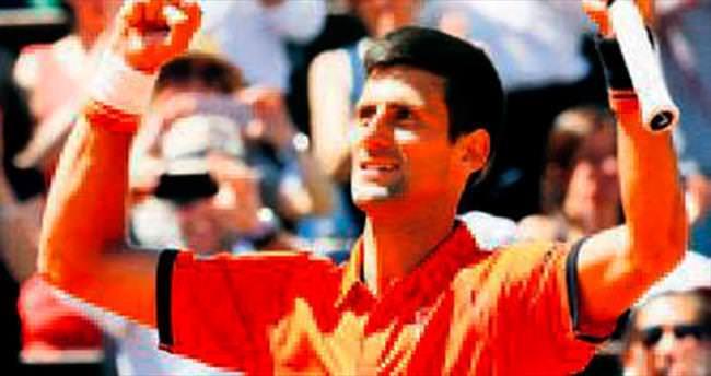 Wawrinka'nın finaldeki rakibi Djokovic oldu