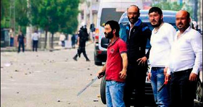 HDP aracını yakan saldırgan yakalandı