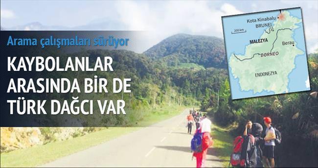 Türk dağcı da kayıp listesinde