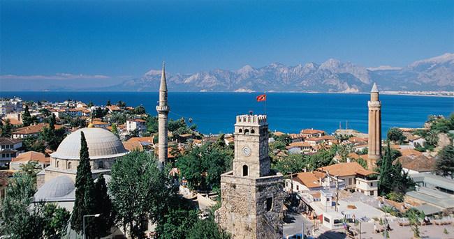 Antalya seçim sonuçları – 2015 genel seçim