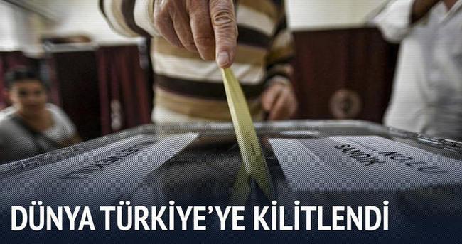 Dünya Türkiye'ye kilitlendi