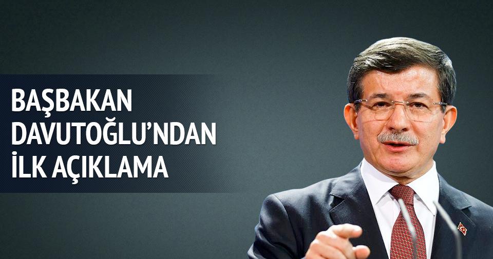 Davutoğlu: Milletin kararı en doğru karardır