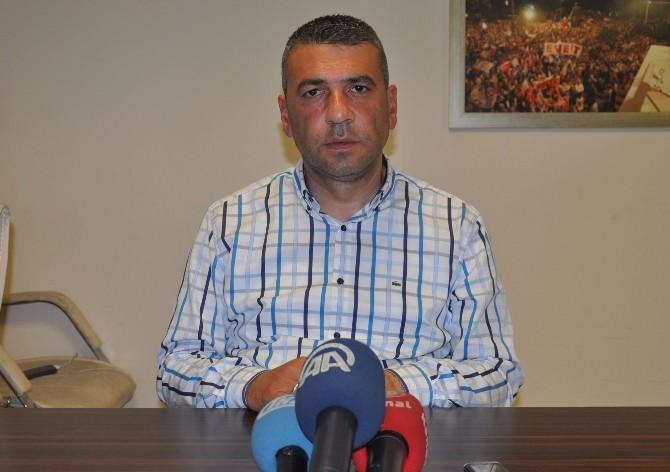 AK Parti Giresun İl Başkanı Tütüncü: