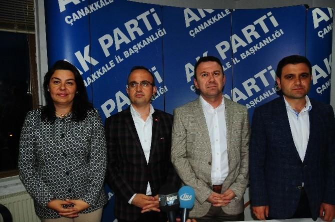 AK Parti'den Seçim Değerlendirmesi