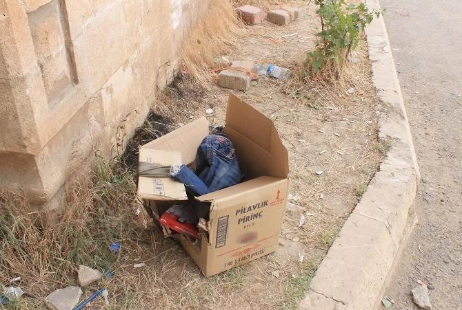 Mardin'de Şüpheli Paket Alarmı