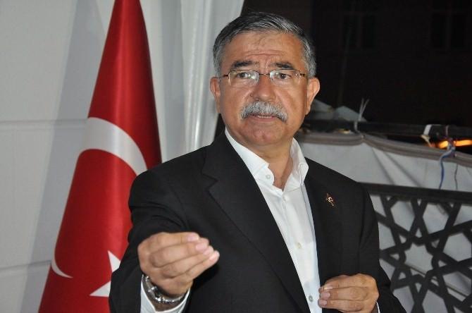 """Bakan Yılmaz: """"Adaletli Bir Seçim Değildi, Herkes AK Parti'ye Saldırdı"""""""