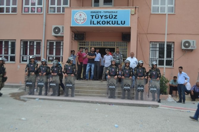 Osmaniye'de Belediye Başkanlığı Seçimi