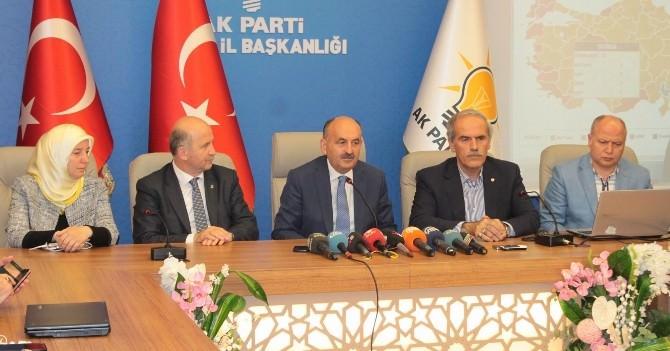 """Mehmet Müezzinoğlu: """"AK Parti Olduğu Sürece İstikrarı Bozamayacaklar"""""""