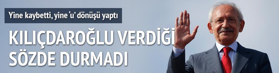 Kemal K�l��daro�lu istifa edecek mi?