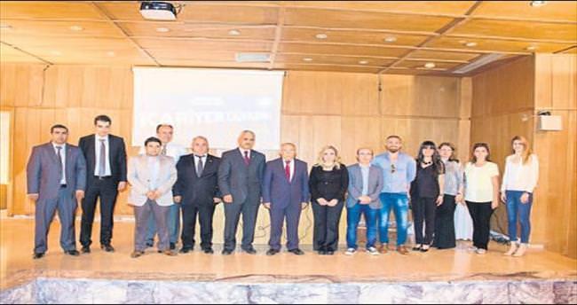 Matbaacılardan Gazi'de konferans