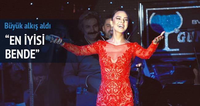 'Türkiye'nin en iyi orkestrası bende'