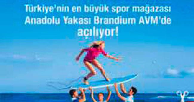 Yeni mağaza Antalya'da