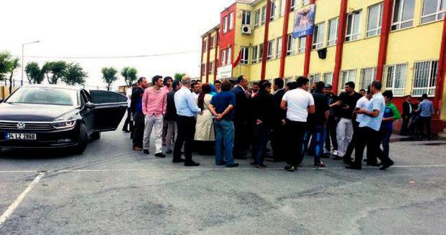 Başakşehir Belediye Başkanı'na saldırı...