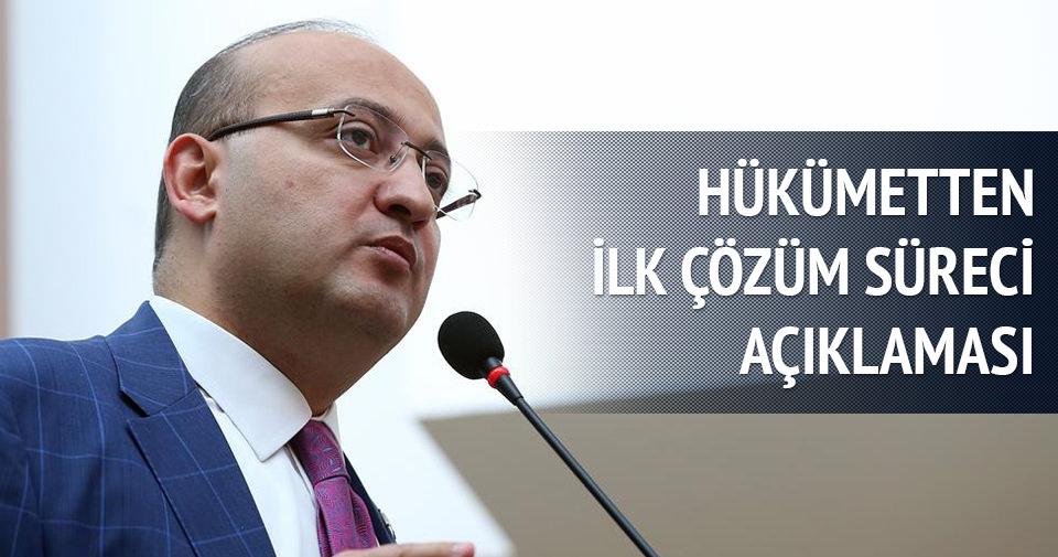 Yalçın Akdoğan'dan seçim sonucu değerlendirmesi