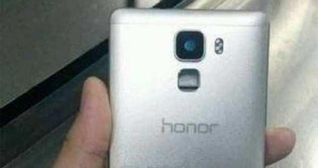 Huawei Honor 7 Metal Kasalı Olacak