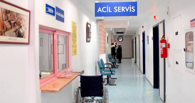 Hastanede tacize 3 yıl hapis