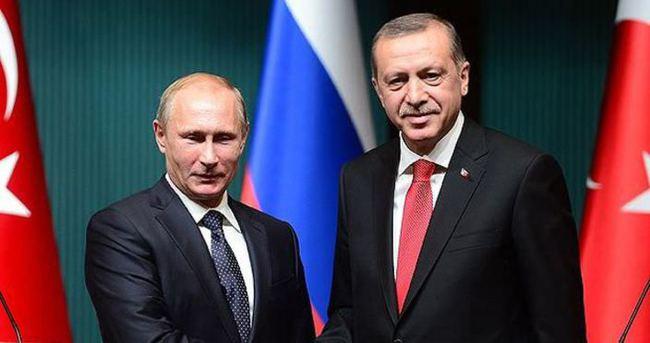 Erdoğan ile Putin Bakü'de bir araya gelecek