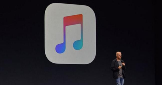Apple müzik servisini duyurdu