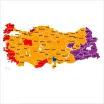 Oylar doğuda HDP'ye İç Anadolu'da MHP'ye