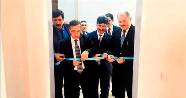 Pursaklar'da yeni kütüphane