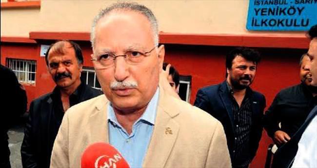 İhsanoğlu, MHP'nin TBMM başkanı adayı