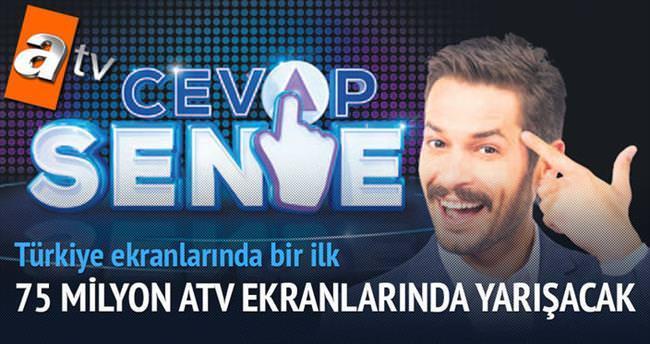 Türkiye'nin ilk interaktif yarışması