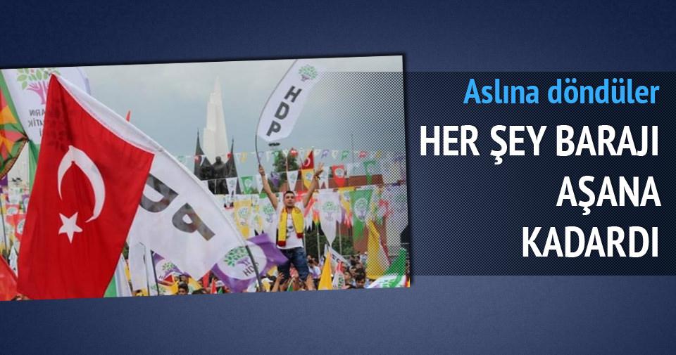 Türk bayrağı sandığa!