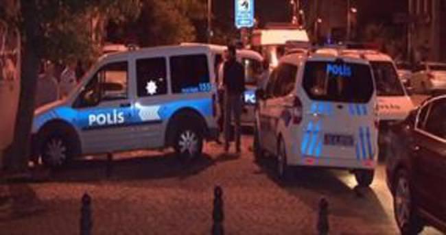 Ataşehir'de polise silahlı saldırı