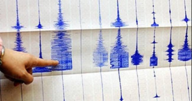 Yunanistan'da 5,3 büyüklüğünde deprem