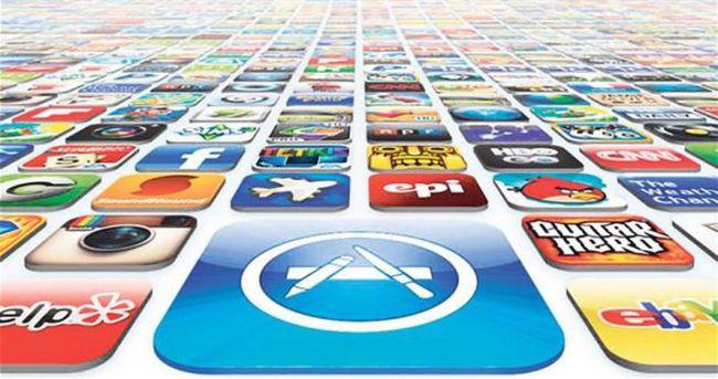 İşte App Store'daki uygulama sayısı