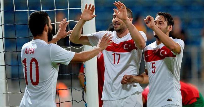 Türkiye 2016 Avrupa Futbol Şampiyonası'na hazır