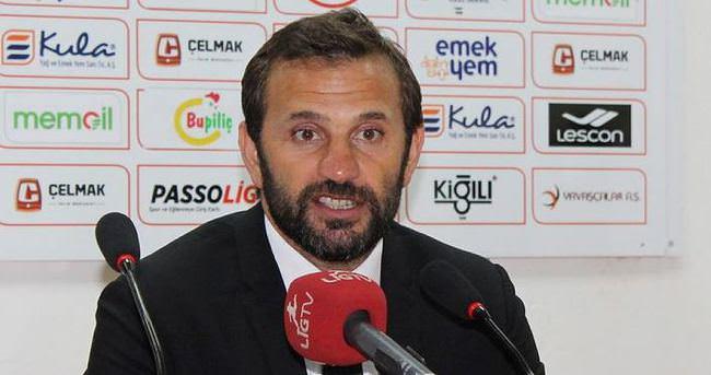 Okan Buruk'un Kayserispor'a transferi imzaya kaldı