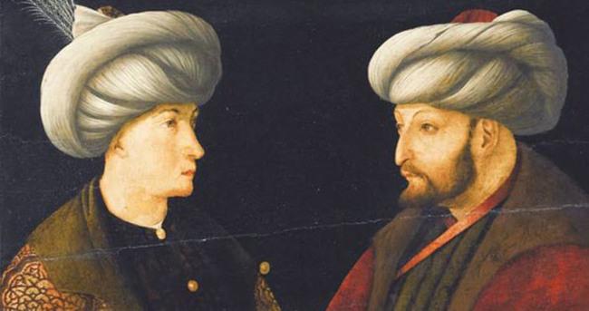 Fatih'in tablosu Fatih'te müzayedede