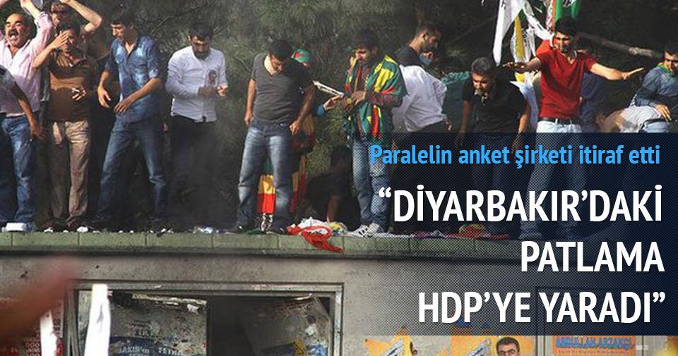 Diyarbakır'daki patlama HDP'nin oylarını nasıl etkiledi?