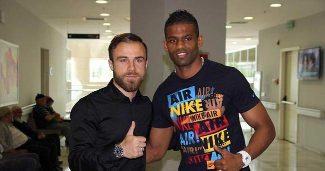 Dossa Junior ve Alban Meha, Torku Konyaspor'da