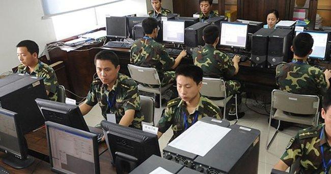 Çin'in sanal ordusu dünyayı korkutuyor