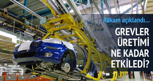 Otomotiv sanayisinde büyük artış
