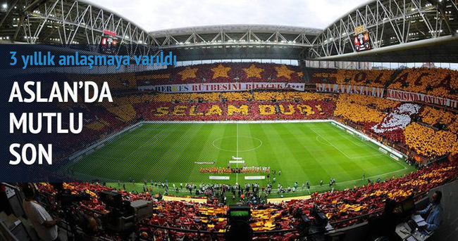 Hamza Hamzaoğlu 3 yıl daha Galatasaray'da