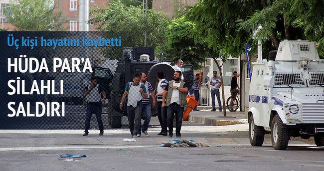 Hüda-Par'a silahlı saldırı: 4 ölü