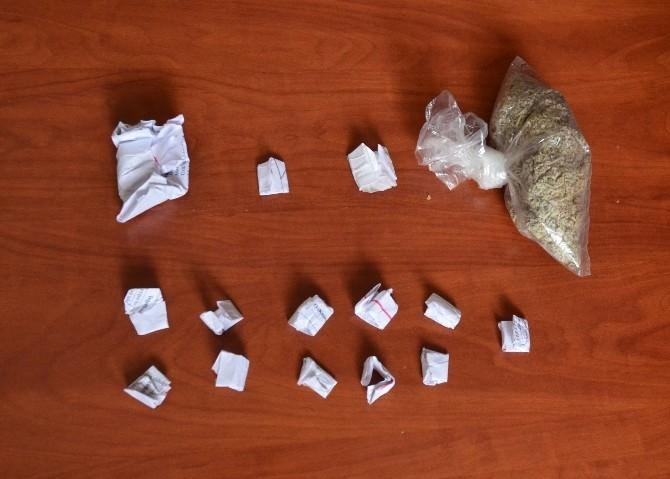 Bafra'da Uyuşturucu Operasyonu: 1 Gözaltı