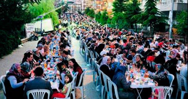 Başkent Ankara ramazana sıkı hazırlanıyor