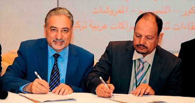 Cidde'ye Türk Ticaret Merkezi için ilk adım