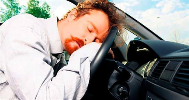 Şoför alkol alırsa çalışmayan araç