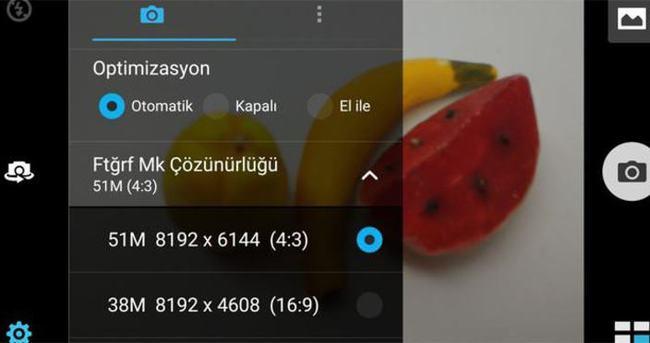 Asus ZenFone 2 ile 51 MP çözünürlükte fotoğraf çekin
