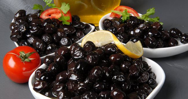 Bursa Ticaret Borsası'nda siyah zeytinin fiyatı