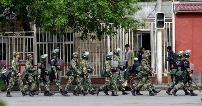 Çin, Uygurları zorla ve ücretsiz çalıştırıyor