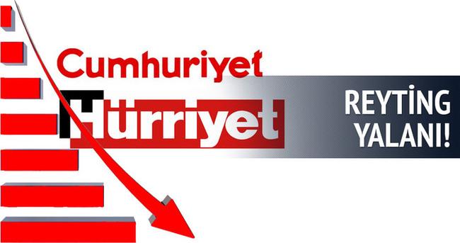 Hürriyet ve Cumhuriyet'in seçim yalanı!
