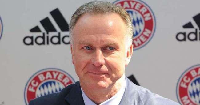 Bayern Münih'ten transfer açıklaması