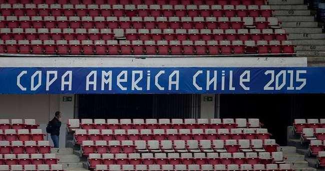 2015 Copa America başlıyor